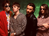 May 1993: MANIC STREET PREACHERS - Photosession in London