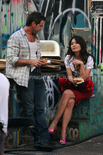WWW.ACEPIXS.COM . . . . .  ....July 10 2008, New York City....Actress Lindsay Price on the Soho set of 'Lipstick Jungle' on July 10 2008 in New York City....Please byline: STAN ROSE - ACEPIXS.COM.... *** ***..Ace Pictures, Inc:  ..te: (646) 769 0430..e-mail: info@acepixs.com..web: http://www.acepixs.com