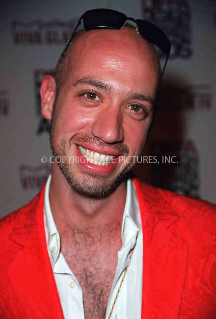 "Robert Verdi, who is the host of Metro Channel's ""Full Frontal Fashion,"" attends Viva Glam Casino event to benefit Design Industries Foundation Fighting Aids at Cipriani 42nd Street. New York, June 19, 2002. Please byline: Alecsey Boldeskul/NY Photo Press.   ..*PAY-PER-USE*      ....NY Photo Press:  ..phone (646) 267-6913;   ..e-mail: info@nyphotopress.com"
