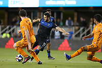 SAN JOSE, CA - JUNE 26: Vako #11 during a Major League Soccer (MLS) match between the San Jose Earthquakes and the Houston Dynamo on June 26, 2019 at Avaya Stadium in San Jose, California.
