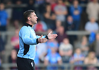 Scunthorpe United&rsquo;s assistant manager Chris Lucketti<br /> <br /> Photographer Chris Vaughan/CameraSport<br /> <br /> The EFL Sky Bet League One - Scunthorpe United v Bolton Wanderers - Saturday 8th April 2017 - Glanford Park - Scunthorpe<br /> <br /> World Copyright &copy; 2017 CameraSport. All rights reserved. 43 Linden Ave. Countesthorpe. Leicester. England. LE8 5PG - Tel: +44 (0) 116 277 4147 - admin@camerasport.com - www.camerasport.com