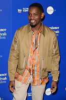 "Aml Ameen<br /> at the ""Yardie"" premiere as part of the Sundance London Festival 2018, Picturehouse Central, London<br /> <br /> ©Ash Knotek  D3404  01/06/2018"