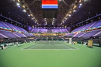 07-02-2014, Netherlands, Rotterdam, Ahoy, ABNAMROWTT, , centercourt<br /> Photo: Henk Koster