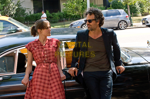 Keira Knightley, Mark Ruffalo<br /> in Begin Again (2013) <br /> *Filmstill - Editorial Use Only*<br /> CAP/NFS<br /> Image supplied by Capital Pictures