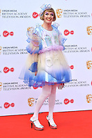 Grayson Perry<br /> at Virgin Media British Academy Television Awards 2019 annual awards ceremony to celebrate the best of British TV, at Royal Festival Hall, London, England on May 12, 2019.<br /> CAP/JOR<br /> &copy;JOR/Capital Pictures