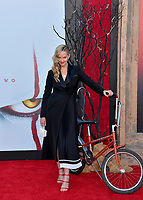 "LOS ANGELES, USA. August 27, 2019: Jess Weixler at the premiere of ""IT Chapter Two"" at the Regency Village Theatre.<br /> Picture: Paul Smith/Featureflash"