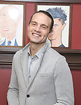 Jordan Roth attends the Sardi's Caricature Unveiling for Kate Burton joining the Legendary Wall of Fame at Sardi's on June 28, 2017 in New York City.