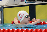 Jacob Brayshaw competes in the para swimming at the 2019 ParaPan American Games in Lima, Peru-27aug2019-Photo Scott Grant