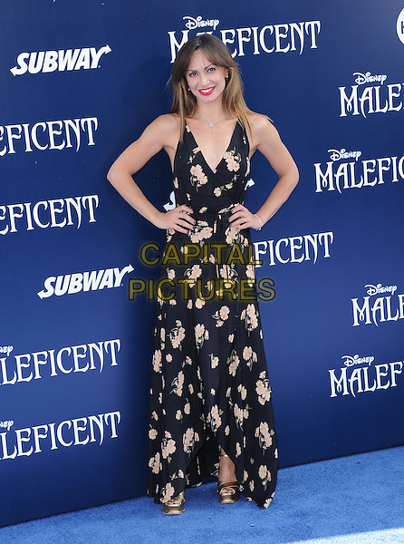 Karina Smirnoff attends The World Premiere of Disney's &quot;Maleficent&quot; held at The El Capitan Theatre in Hollywood, California on May 28,2014                                                                               <br /> CAP/DVS<br /> &copy;DVS/Capital Pictures
