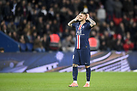 JOIE - 18 MAURO ICARDI (PSG)<br /> 22/11/2019<br /> Paris Saint Germain PSG - Lille<br /> Calcio Ligue 1 2019/202 <br /> Foto Anthony Bibard Panoramic/insidefoto <br /> ITALY ONLY