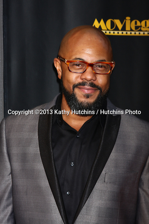 LOS ANGELES - FEB 15:  Rockmond Dunbar arrives at the 2013 MovieGuide Awards at the Universal Hilton Hotel on February 15, 2013 in Los Angeles, CA