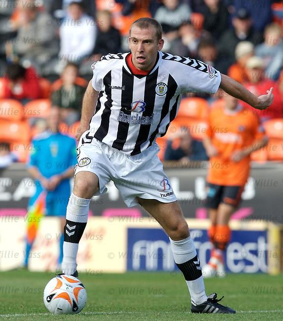 Garry Brady, St Mirren