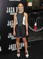 Jessica Parker Kennedy at the Los Angeles premiere of &quot;Jack Ryan: Shadow Recruit&quot; at the TCL Chinese Theatre, Hollywood.<br /> January 15, 2014  Los Angeles, CA<br /> Picture: Paul Smith / Featureflash