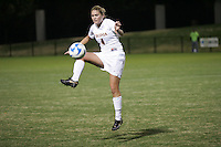 Virginia Cavalier men's and women's soccer at the University of Virginia in Charlottesville, VA. Photo/Andrew Shurtleff.