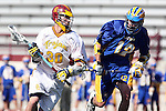 Jack Miller (UCSB #12) and  Jake Medwell (USC #30)