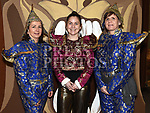 Sandra McKeown, Isabel Corrigan and Bernie O'Neill who took part in the Togher Theatre Group's Panto Aladdin in St Mary's Hall Drumcar. Photo:Colin Bell/pressphotos.ie