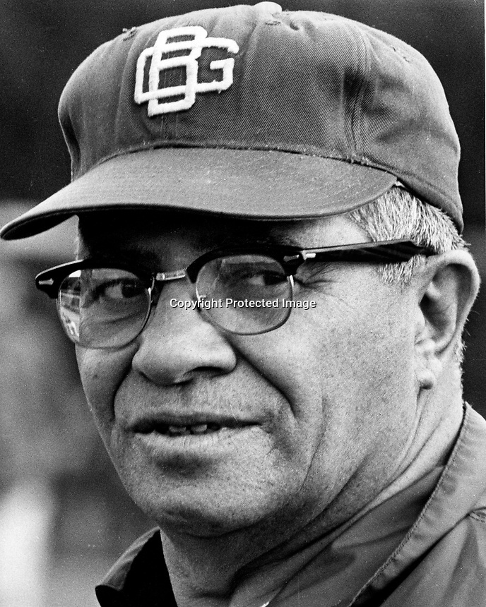 Green Bay Packer coach Vince Lambardi.(photo/Ron Riesterer)