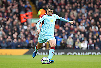 Burnley's Matthew Lowton<br /> <br /> Photographer Rich Linley/CameraSport<br /> <br /> The Premier League - Liverpool v Burnley - Sunday 12 March 2017 - Anfield - Liverpool<br /> <br /> World Copyright &copy; 2017 CameraSport. All rights reserved. 43 Linden Ave. Countesthorpe. Leicester. England. LE8 5PG - Tel: +44 (0) 116 277 4147 - admin@camerasport.com - www.camerasport.com