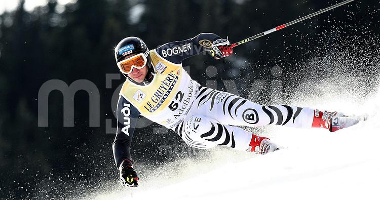Ski Alpin;  Saison 2006/2007   05.01.2007 42. Weltcup Riesenslalom  Herren Felix Neureuther (GER)