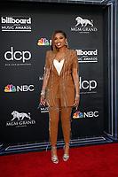 LAS VEGAS - MAY 1:  Jennifer Hudson at the 2019 Billboard Music Awards at MGM Grand Garden Arena on May 1, 2019 in Las Vegas, NV