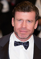 Taylor Sheridan at the The Square premiere for at the 70th Festival de Cannes.<br /> May 20, 2017  Cannes, France<br /> Picture: Kristina Afanasyeva / Featureflash