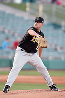 Ryan Ketchner #17 of the Salt Lee Bees plays in a Pacific Coast League game against the Tucson Padres  at Kino Stadium on April 17, 2011  in Tucson, Arizona. .Photo by:  Bill Mitchell/Four Seam Images.