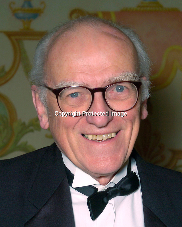 Donald Westlake ..at The Writers Guild of America Annual Awards ceremony on February 21, 2004 at the Pierre Hotel.               Photo by Robin Platzer, Twin Images
