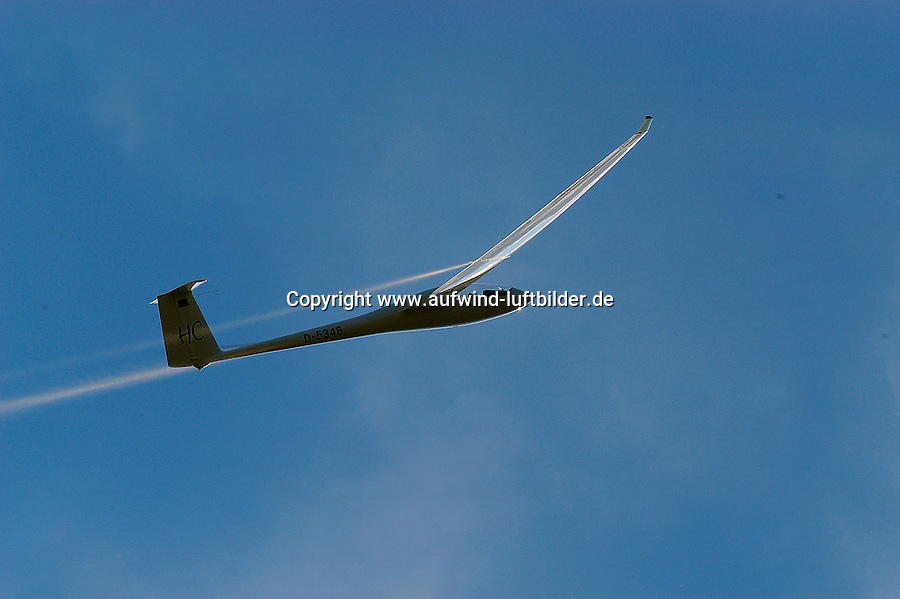 Segelflug, Nimbus3, Luesse 2004 Block