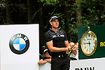 Henrik Stenson (SWE) tees off on the par3 17th hole during of Day 3 of the BMW International Open at Golf Club Munchen Eichenried, Germany, 25th June 2011 (Photo Eoin Clarke/www.golffile.ie)