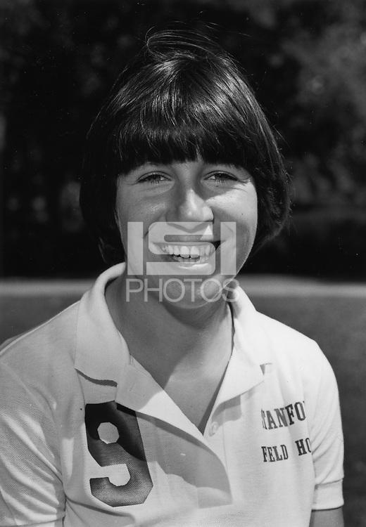 1984: Patsy Huntington.