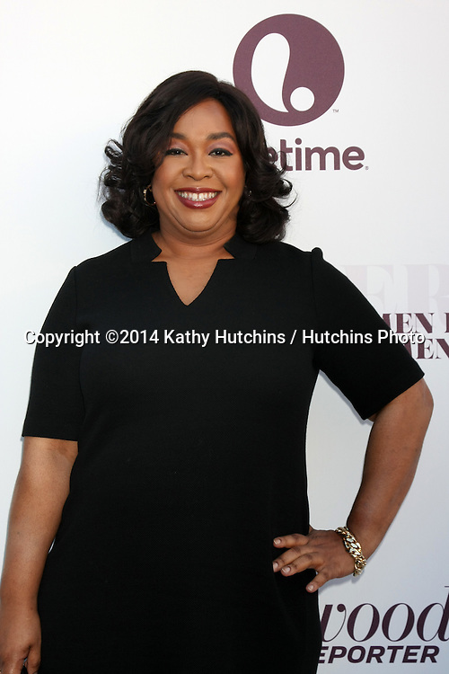 LOS ANGELES - DEC 10:  Shondra Rhimes at the 23rd Power 100 Women in Entertainment Breakfast at the MILK Studio on December 10, 2014 in Los Angeles, CA