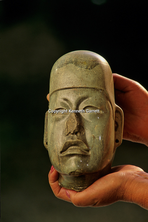 Olmec Enigma; Olmec; Mexico; Ancient Cultures; Americas; Archaeology; Jade; National Museum of Anthropology and History