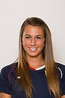 Amanda Laddish. U-17 USA Women's National Team head shots on September 16, 2008. Photo by Howard C. Smith/isiphotos.com