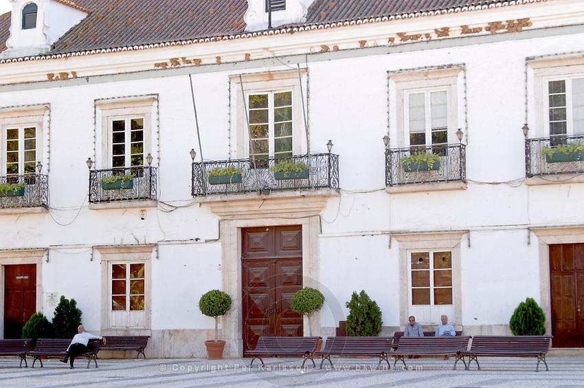 town hall borba alentejo portugal