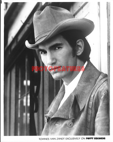 Townes Van Zandt..photo from promoarchive.com- Photofeatures..