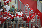 Canada plays Australia in the gold medal game in men's wheelchair basketball action in Beijing during the Paralympic Games, Tuesday, Sept., 16, 2008. THE CANADIAN PRESS  CPC/Mike Ridewood