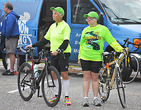 Image from the 14th annual Katie Ride for Life Saturday, April 21, 2018 in Amelia Island, Florida.