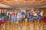 Lisa O'Brien, Maple Drive, Killarney seated centre who celebrated het 21st birthday with her family and friends in the Killarney Avenue Hotel Killarney on Friday night....