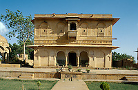 Indien, Mool Sagar bei Jaisalmer (Rajasthan)