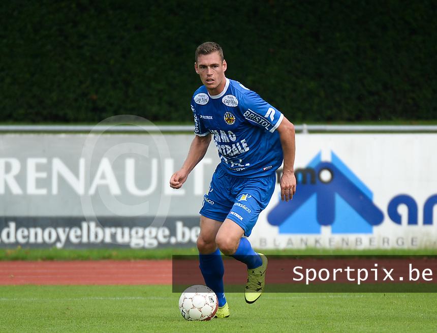 R Knokke FC  : Jorgo Waeghe <br /> Foto VDB / Bart Vandenbroucke