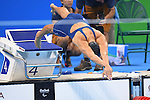 Michelle Konkoly (USA), <br /> SEPTEMBER 12, 2016 - Swimming : <br /> Women's 100m Freestyle S9 Final <br /> at Olympic Aquatics Stadium<br /> during the Rio 2016 Paralympic Games in Rio de Janeiro, Brazil.<br /> (Photo by AFLO SPORT)