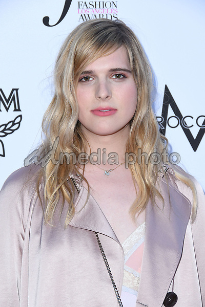 08 April 2018 - Beverly Hills, California - Hari Nef. The Daily Front Row's 4th Annual Fashion Los Angeles Awards held at The Beverly Hills Hotel. Photo Credit: Birdie Thompson/AdMedia