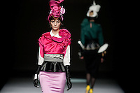 Mercedes-Benz Fashion Week 2013: Maria Barros