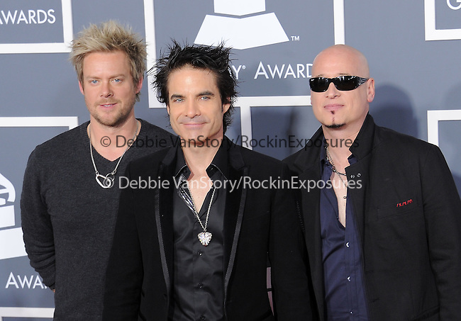 Train attends The 53rd Annual GRAMMY Awards held at The Staples Center in Los Angeles, California on February 13,2011                                                                               © 2010 DVS / Hollywood Press Agency