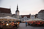 Tallinn old town a UNESCO Heritage.<br />