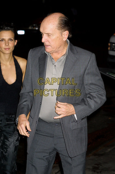 "ROBERT DUVALL  .attend screening of ""Assassination Tango"" in New York.www.capitalpictures.com.©Capital Pictures"