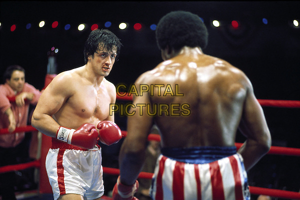 Sylvester Stallone .in Rocky (1976) .*Filmstill - Editorial Use Only*.CAP/NFS.Supplied by Capital Pictures.