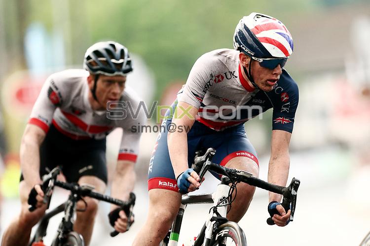 Picture by Alex Whitehead/SWpix.com 12/05/2017 -  Tour Series Round 3 Northwich - Men's Race - Ed Clancy