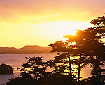 November 01, 2002: File photo showing Matsushima, Miyagi Prefecture, Japan taken in November 01, 2002. Matsushima was renowned for its natural beauty but  devasted by the massive magnitude 9.0 earthquake and subsequent tsunami that struck the eastern coast of Japan on Fraiday 11th March, 2011....