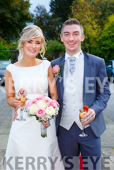 Martina Breen and David Long were married at St Mary's Cathedral, Killarney on Saturday 14th October 2017 by Fr. Howard with a reception at the Meadowlands Hotel